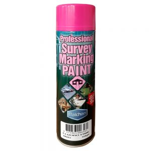 Professional Survey Marking Paint Pink