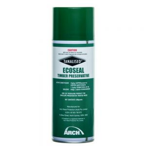 Ecoseal Timber Preserver 300ml Tanalised