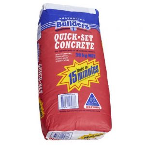 Quick-Set Concrete 20kg