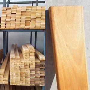 Hardwood Pickets