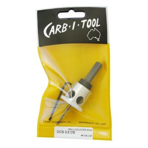 Carb-i-tool Countersinking Drill 3.2mm #8 Gauge