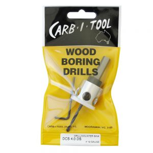 Carb-i-tool Countersinking Drill 4.0mm #12 Gauge