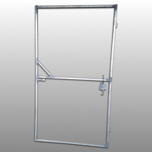 Single Steel Gate Frame 1500 x 900