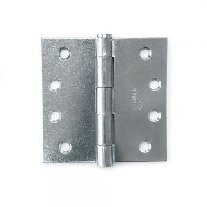 Zinc Plated 100 x 100 HD Butt Hinge