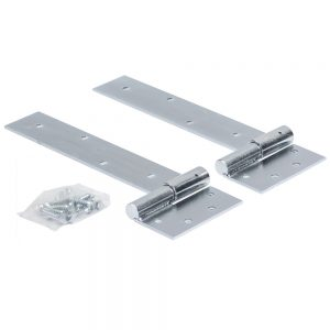 Hinge Spring Strap Zinc Right Hand
