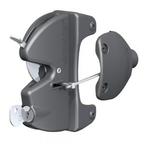 LLAAR Key Lockable Gate Latch