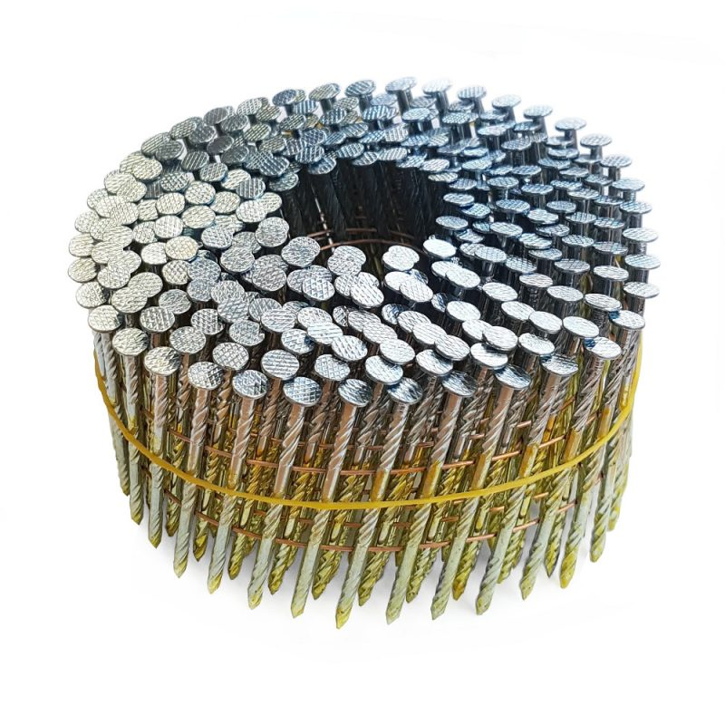 Galv Fencing Coil Nail 57 x 2.5 300