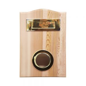 Windsor Brass Letterbox