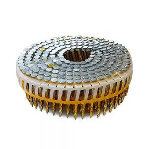 Nails - Hard Steel 38mm Roll 200