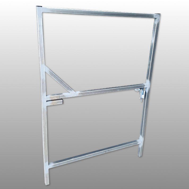 Single Steel Gate Frame 900 x 1000