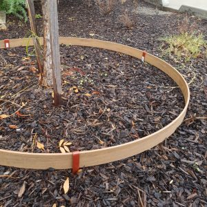 75mm Plastic Garden Edging 4.2m