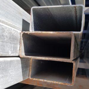 Steel 100x50x2.5 Galv RHS