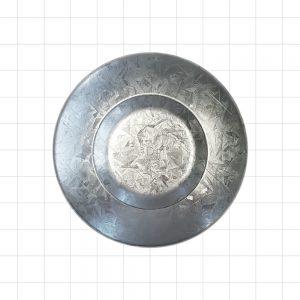 Galv Steel 125NB Pipe Cap