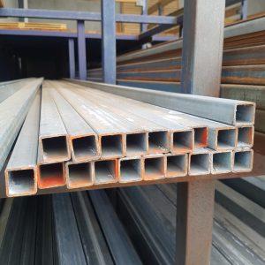 Steel 25x25x1.6 Galv RHS
