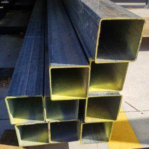Steel 90x90x2.0 Galv RHS