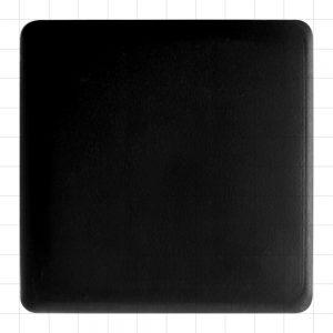 Black Plastic Plug 100