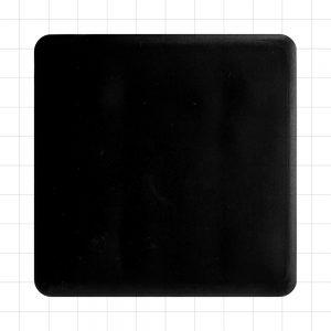 Black Plastic Plug 90