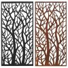 Decorative Art Panel Forest 1800 x 900