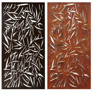 Decorative Steel Panels Jungle 2400 x 1200