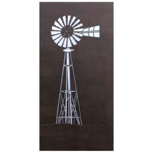 Decorative Art Panel Outback 1800mm x 900mm