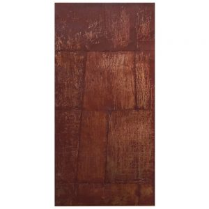 Steel Panel Real Rust Wreckage 1800mm x 900mm