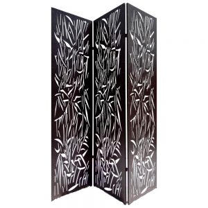 Folding 3 Part Decorative Screens 1800 x 440 Jungle