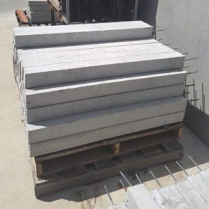 Concrete Stump 100 x 100 x 1.0 Threaded Rod