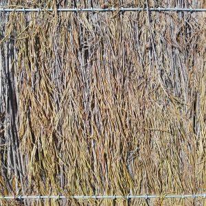 Brush Fencing Panel 1800 x 1800 x 25