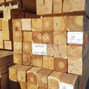 Cypress Sawn 125 x 125 x 1.8
