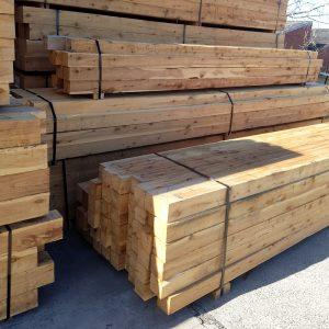 Cypress Sawn 125 x 125 x 2.1