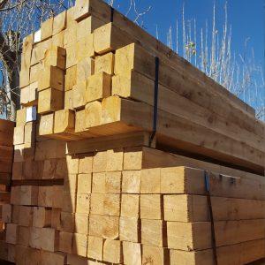 Cypress Sawn 125 x 125 x 2.4
