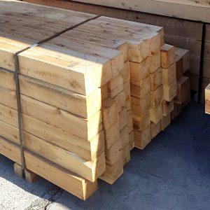 Cypress Sawn 125 x 125 x 2.7