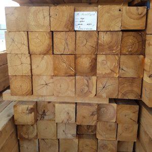 Cypress Sawn 125 x 125 x 3.6