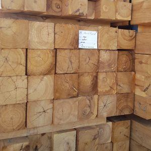 Cypress Sawn 125 x 125 x 4.8