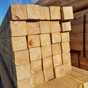 Cypress Sawn 125 x 125 x 5.4