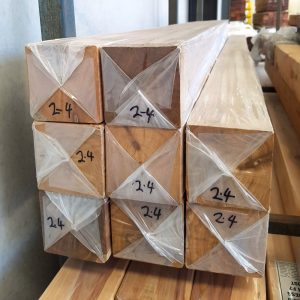 Cypress Gold / Premium 90 x 90 x 2.4