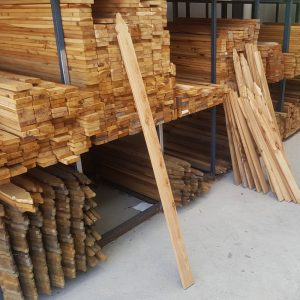 Cypress Windsor Picket x 1500