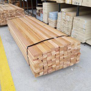 Hardwood / Spotted Gum DAR 42 x 19