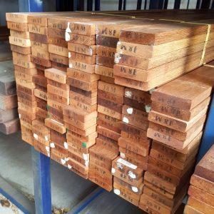 Merbau Picket Blank 69 x 19 - 1800mm