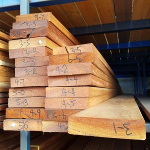 Spotted Gum Decking 136 x 32