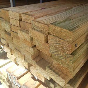 H3 Treated Pine F7 KD 90 x 35