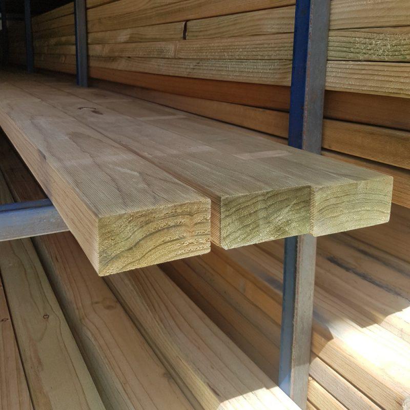 H3 Treated Pine F7 KD 90 x 45