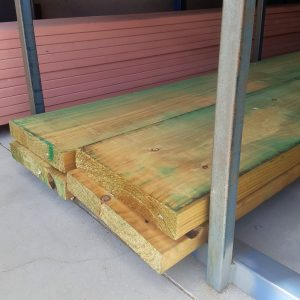 Treated Pine H3 BG 290 x 45