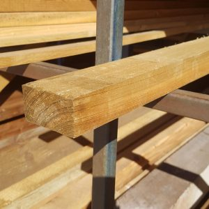 Treated Pine H3 Sawn 75 x 38