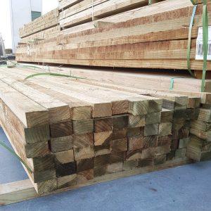 Treated Pine H3 Sawn 75 x 50