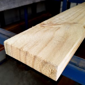 Treated Pine H3 Sawn 100 x 25