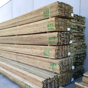 Treated Pine H3 Sawn 150 x 38