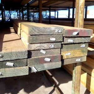 Treated Pine H3 Sawn 200 x 38