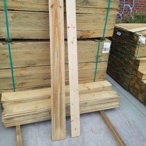 Treated Pine H3 Paling 150 x 12 x 2.4
