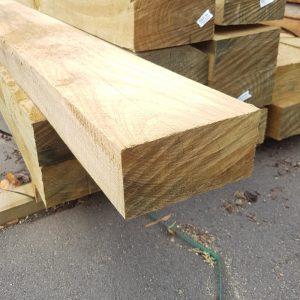 Treated Pine H4 Sleeper 200 x 100 3.6m